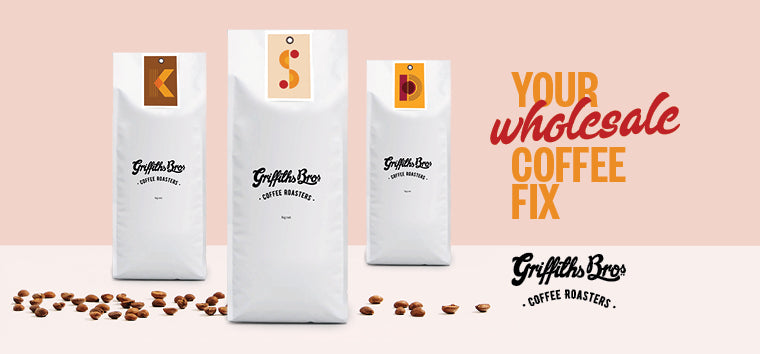 Griffiths Bros. Coffee Roasters Wholesale Coffee