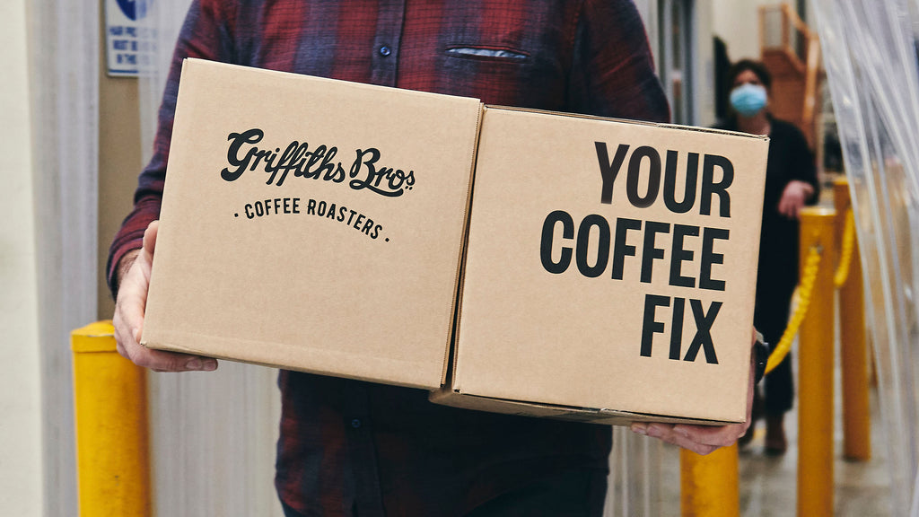 FIX YOUR COFFEE TODAY