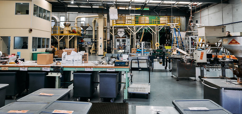 Griffiths Bros. Private Label Contract Manufacturing