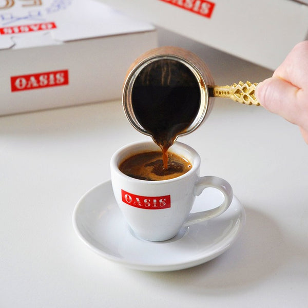 OASIS Greek Coffee Kit