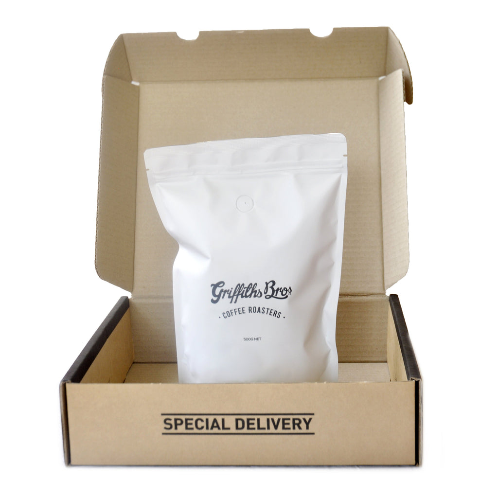 Griffiths Bros. | Prepaid 6 month coffee subscription