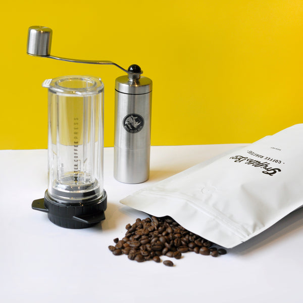 Coffee Press Brew Kit