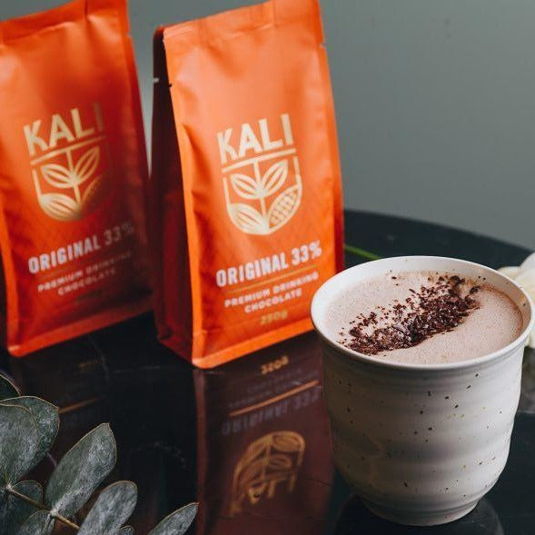 Kali Original 33% Drinking Chocolate 250g