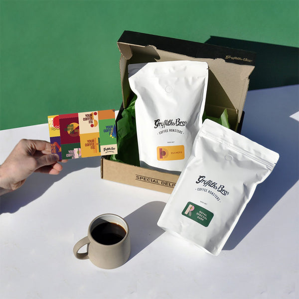 Gift Coffee Subscription