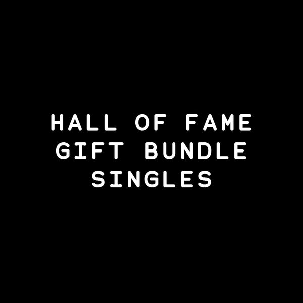 Griffiths Bros | Hall of Fame Gift Bundle - Singles