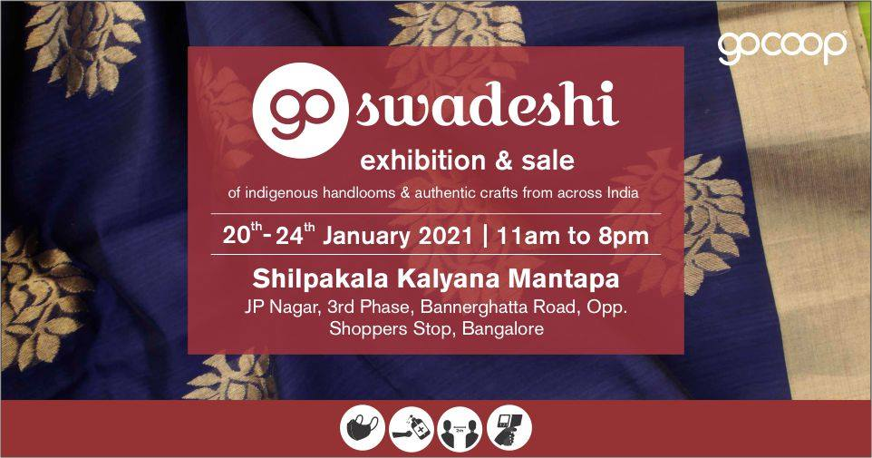 Go Swadeshi | Bangalore Jan 2021