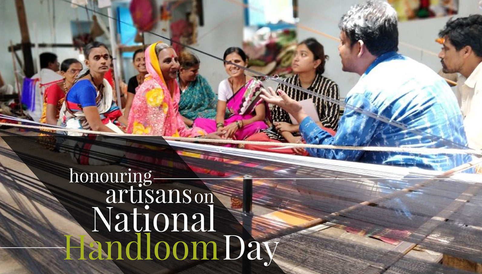 Going Swadeshi: Discovering India's handloom history