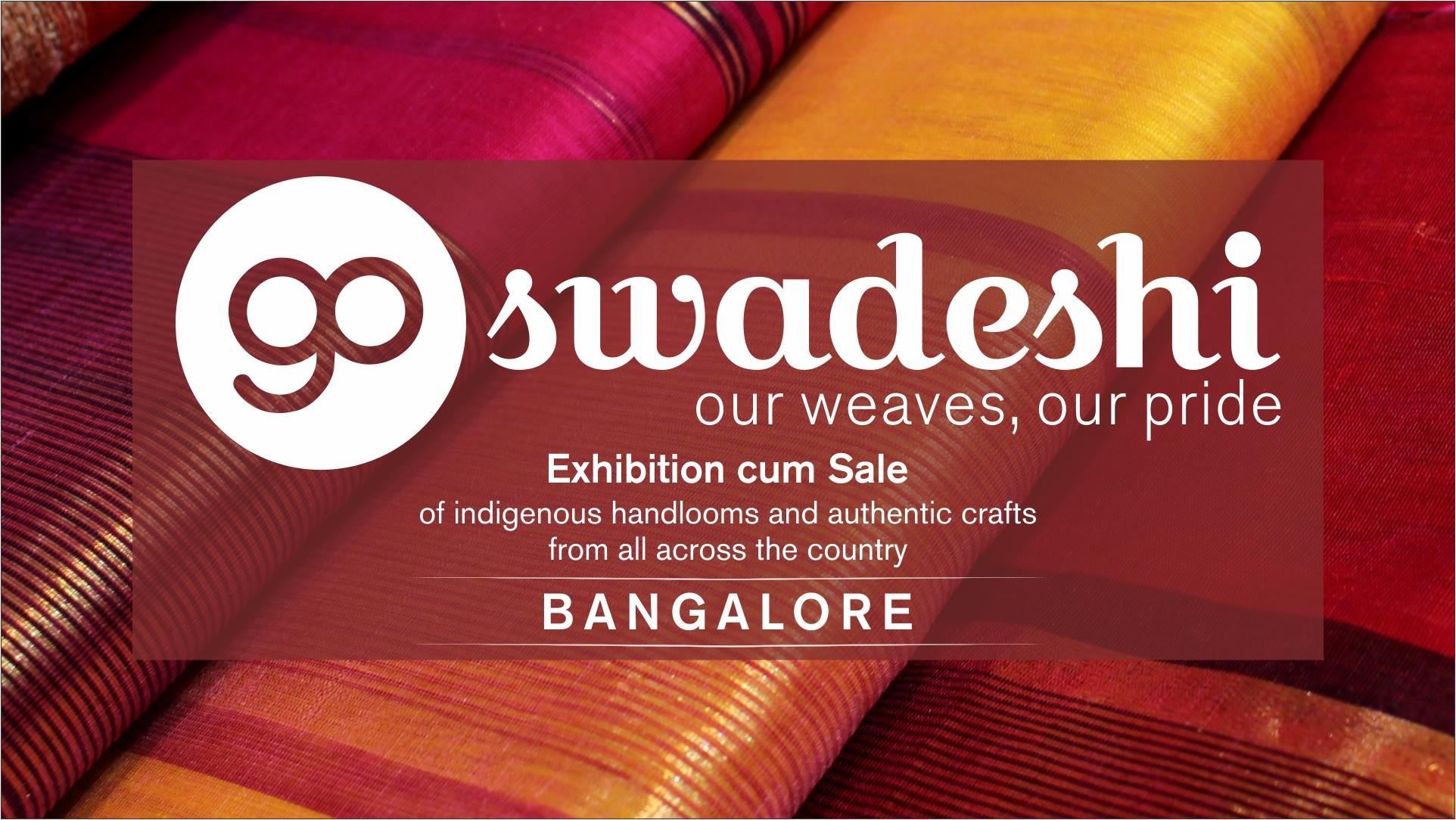 GoSwadeshi in Bangalore