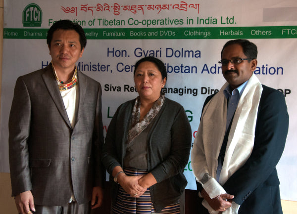 FTCI launches online retail shop for Tibetan products