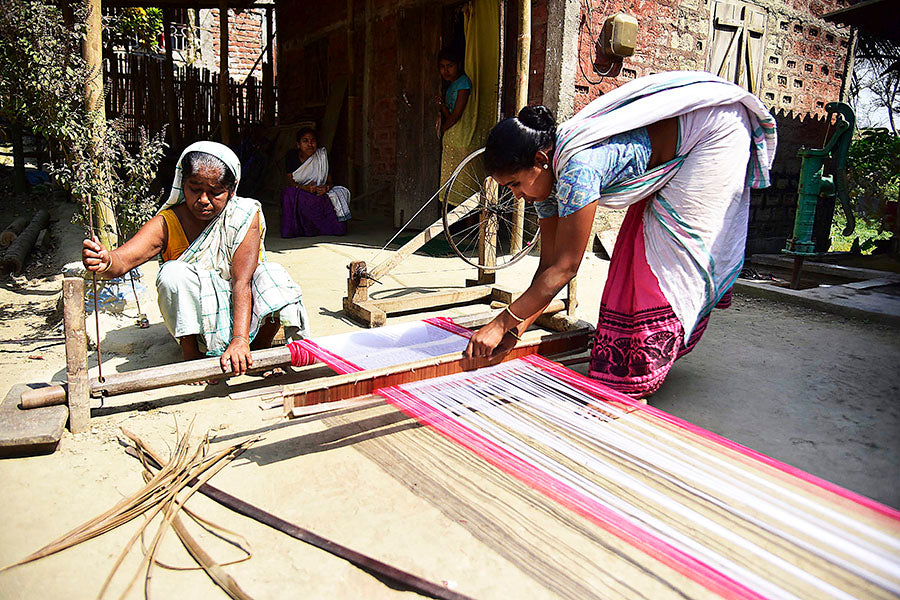 Silence of the looms | Forbes India