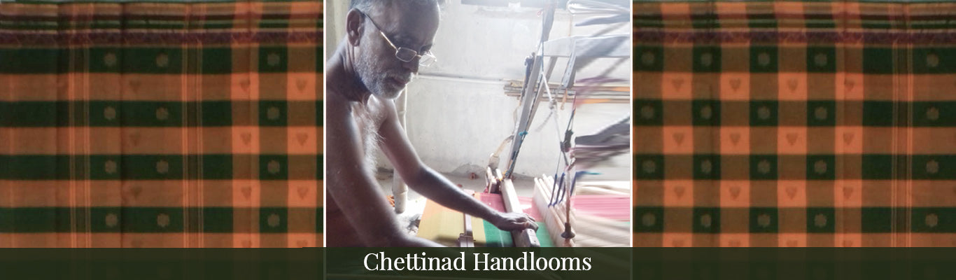 Chettinad Handlooms