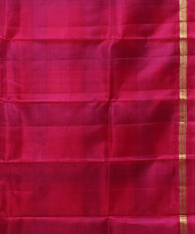 Multicolor Checks Khadi Pink Handloom Saree