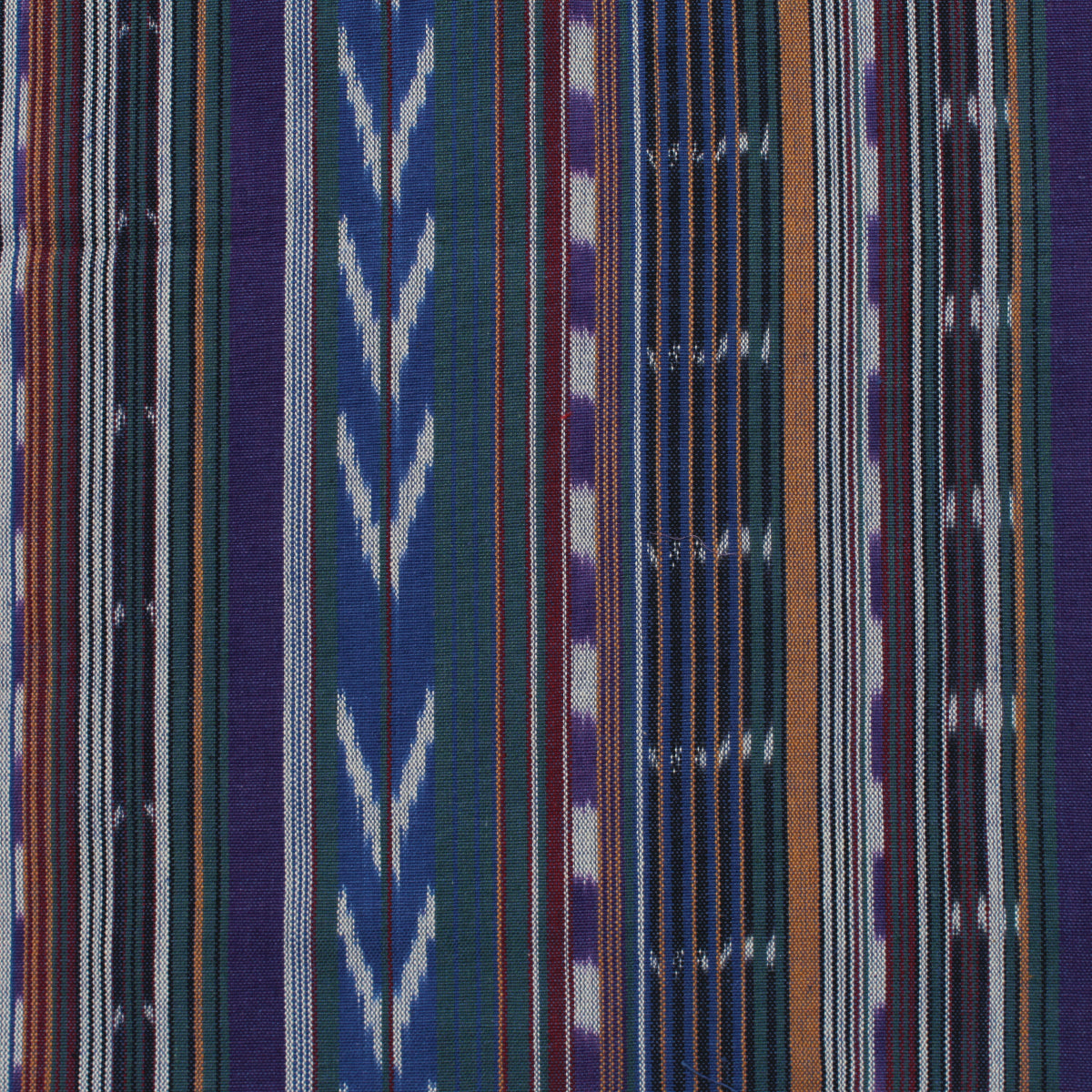 Single Ikat Home Furnishing Fabric