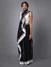 Black Kotpad Handloom Cotton Saree