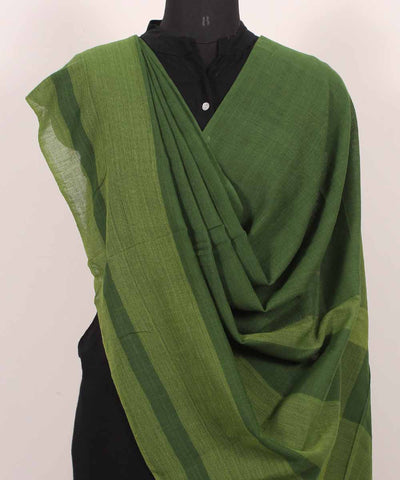 Pickle And Juniper Handwoven Cotton Dupatta