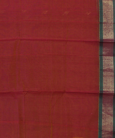 Rose Pink Chirala Handloom Cotton Silk Saree