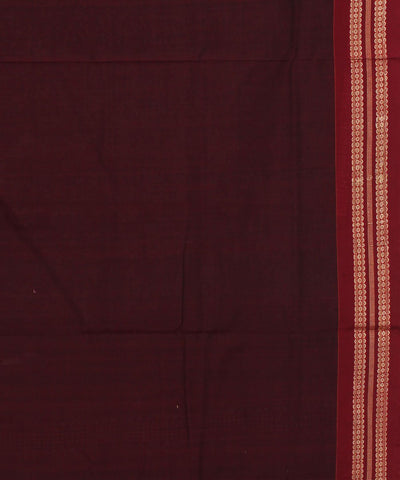 Multicolor Bomkai Cotton Ikat Saree
