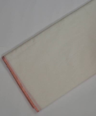 Rose Gold Handloom Cotton Silk Fabric (10m per quantity)