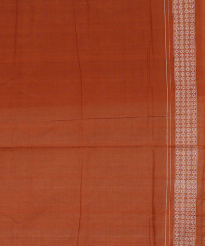 Blue Peru Sambalpuri Handloom Cotton Saree