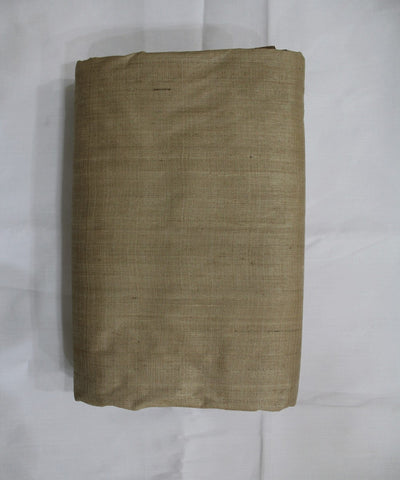 Handwoven Tussar Silk Joda of Gopalpur in Offwhite and Maroon