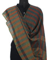 Handwoven Multicolor Cotton Dupatta
