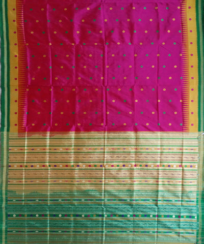 Debian Silk Saree