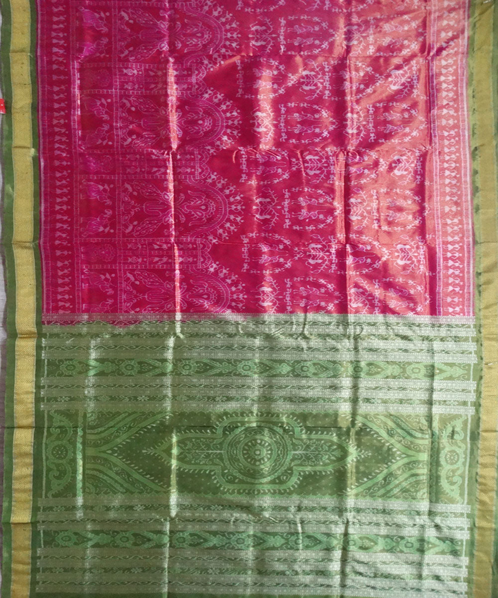 Desire tissue silk saree