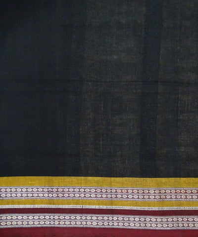 Multi colour base doll motifs cotton saree