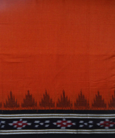 Flame Cotton Saree