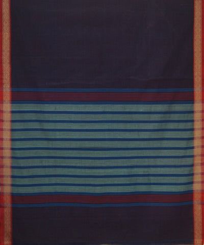 Violet Handloom Chettinadu Cotton Saree