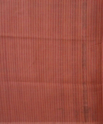 Sambalpuri Red Cotton Handloom Saree