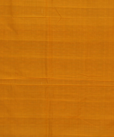 Red and Mustard Pochampally Handloom Saree