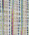 Off White Striped Handwoven Cotton Dhurrie