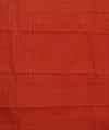 Bright Red Handloom Narayanpet Cotton Saree