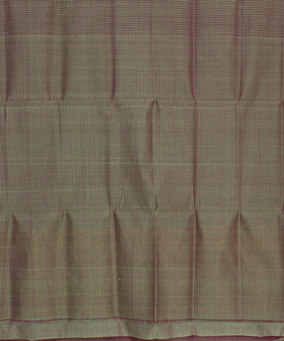 Mangalgiri Handloom Red Green Cotton Saree