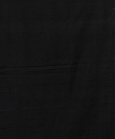 Pochampally Black Mustard Handloom Saree