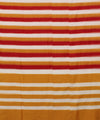 Pochampally Multicolor Stripe Handloom Saree