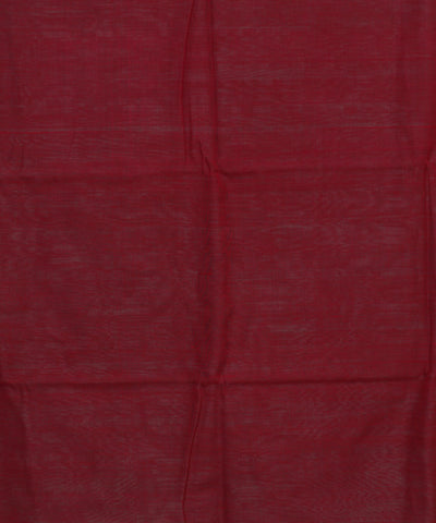 Sambalpuri Handloom Sea Blue Maroon Saree