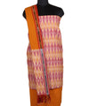 Handwoven Multi Color Pochampally Cotton Suit