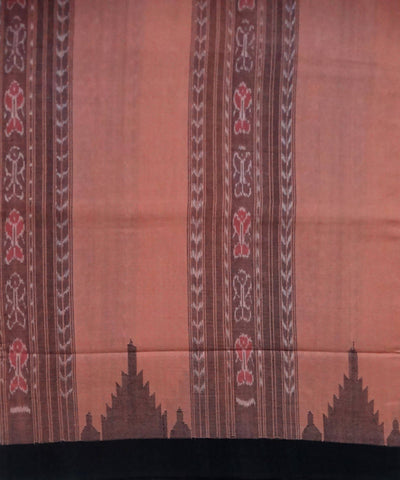 Bittersweet Cotton Sambalpuri Handloom Saree
