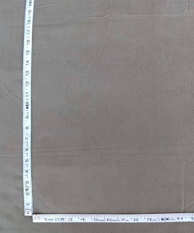 grey natural dye handspun handloom Cotton kurta fabric