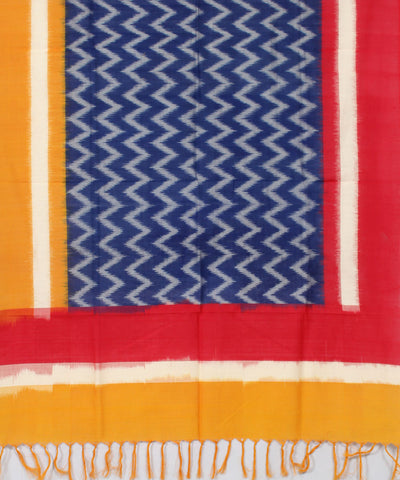 Pochampally Handwoven Cotton Dupatta