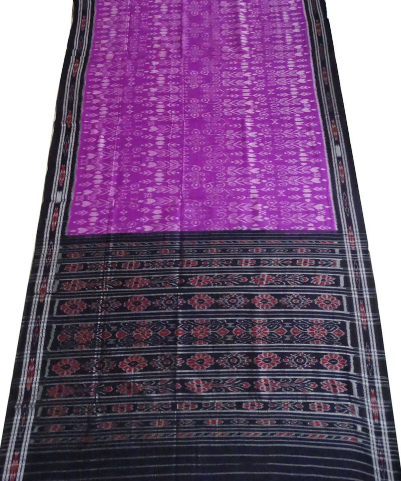 Byzantine Handloom Nuapatna cotton Saree