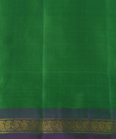 Green Handloom Arni Silk Saree