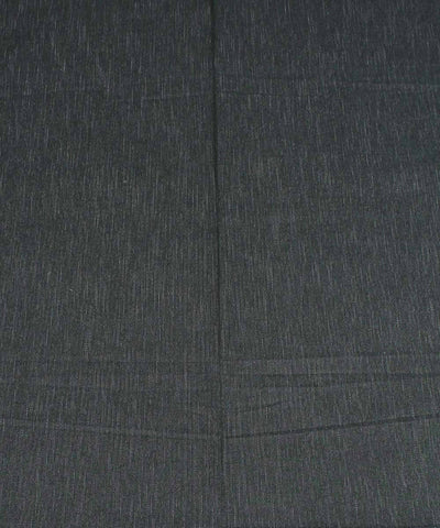Dark Green Khadi Cotton Fabric