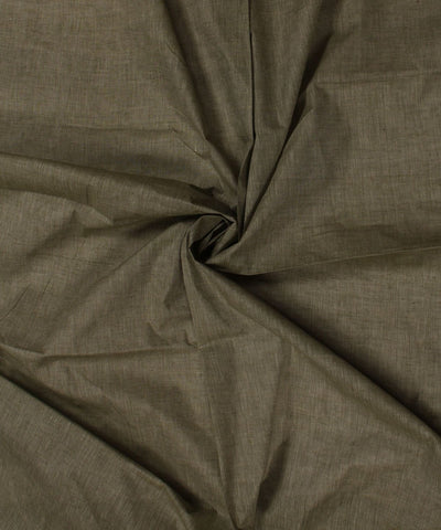 Khadi Nation Light Green Khadi Cotton Fabric