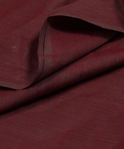 Handwoven Double Shade Khadi Cotton Fabric