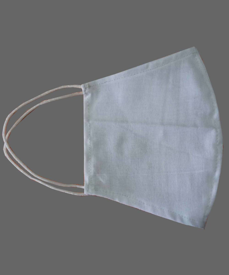 Single Layer Khadi Cotton Masks 10,20,100 nos
