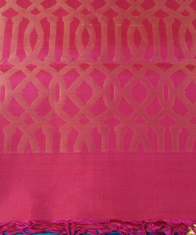 Thanthai Periyar Handloom Soft Silk Saree