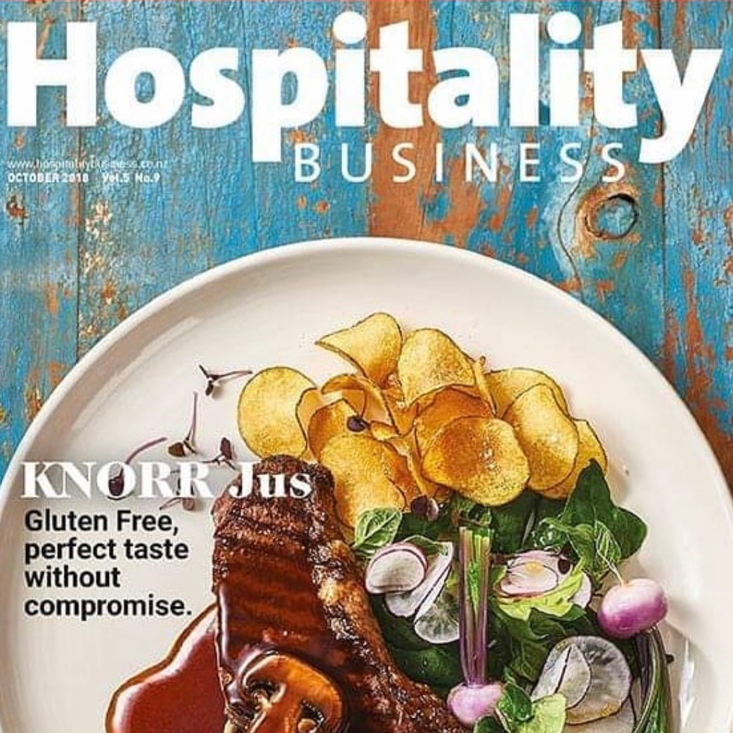 Innovative Tableware Tackles Plastic Waste -  Hospitality Business Magazine 2018